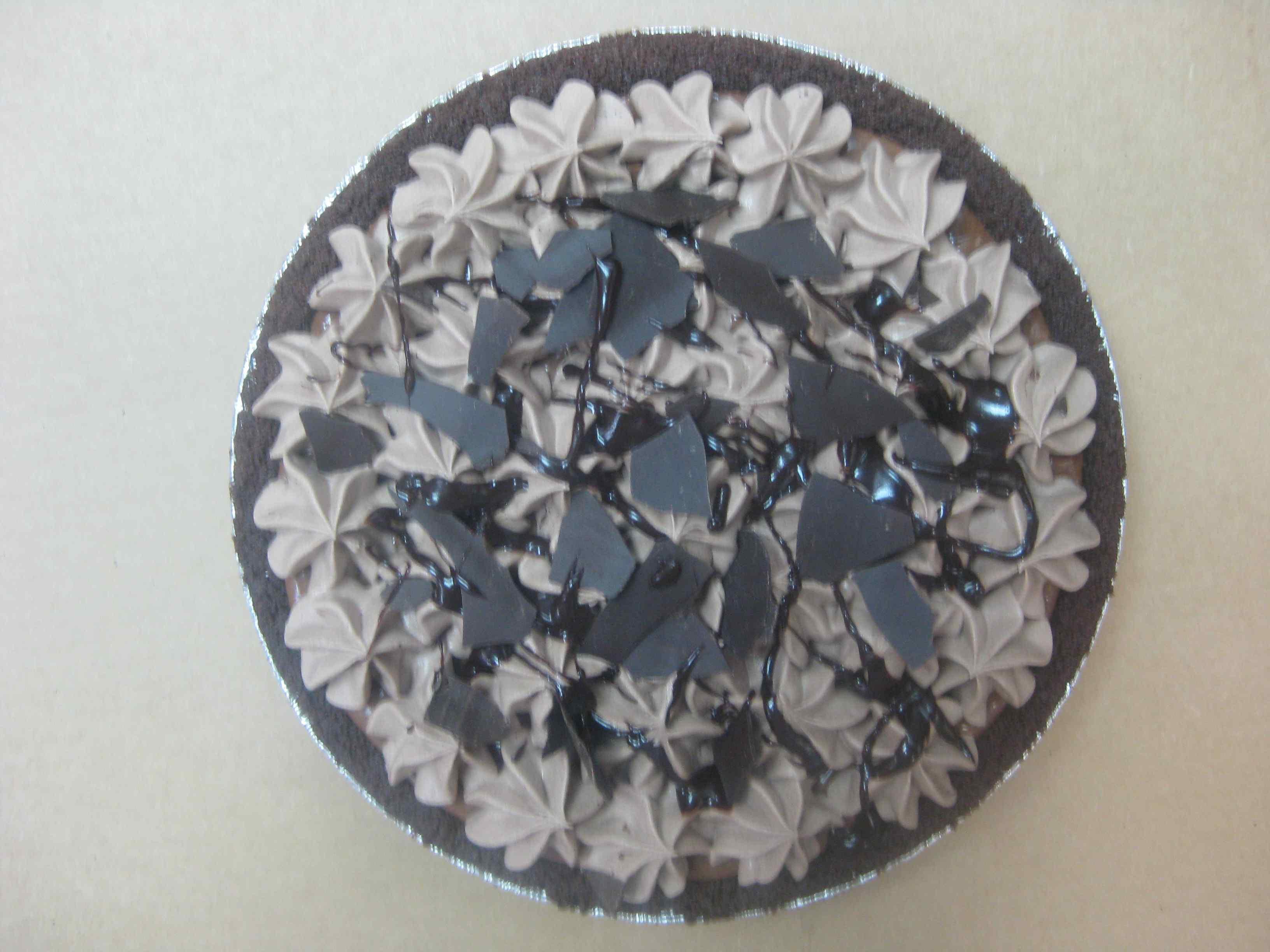 Bonerts Chocolate Mousse Pie