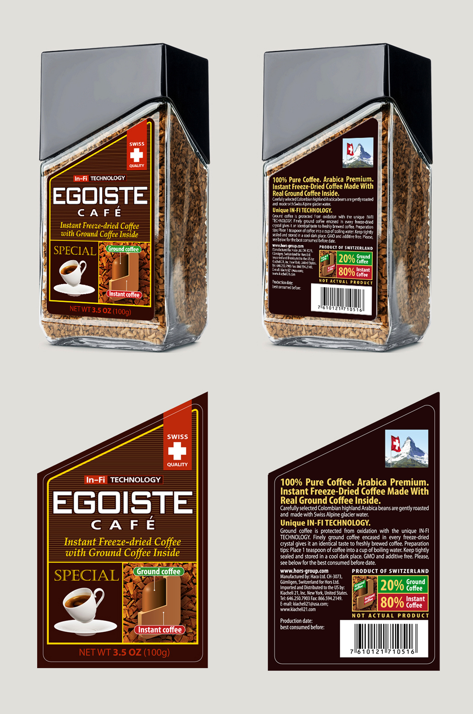 EGOISTE coffee
