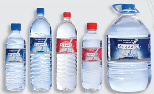 Leme mineral water Brazil