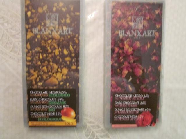 blanxart mango & rose