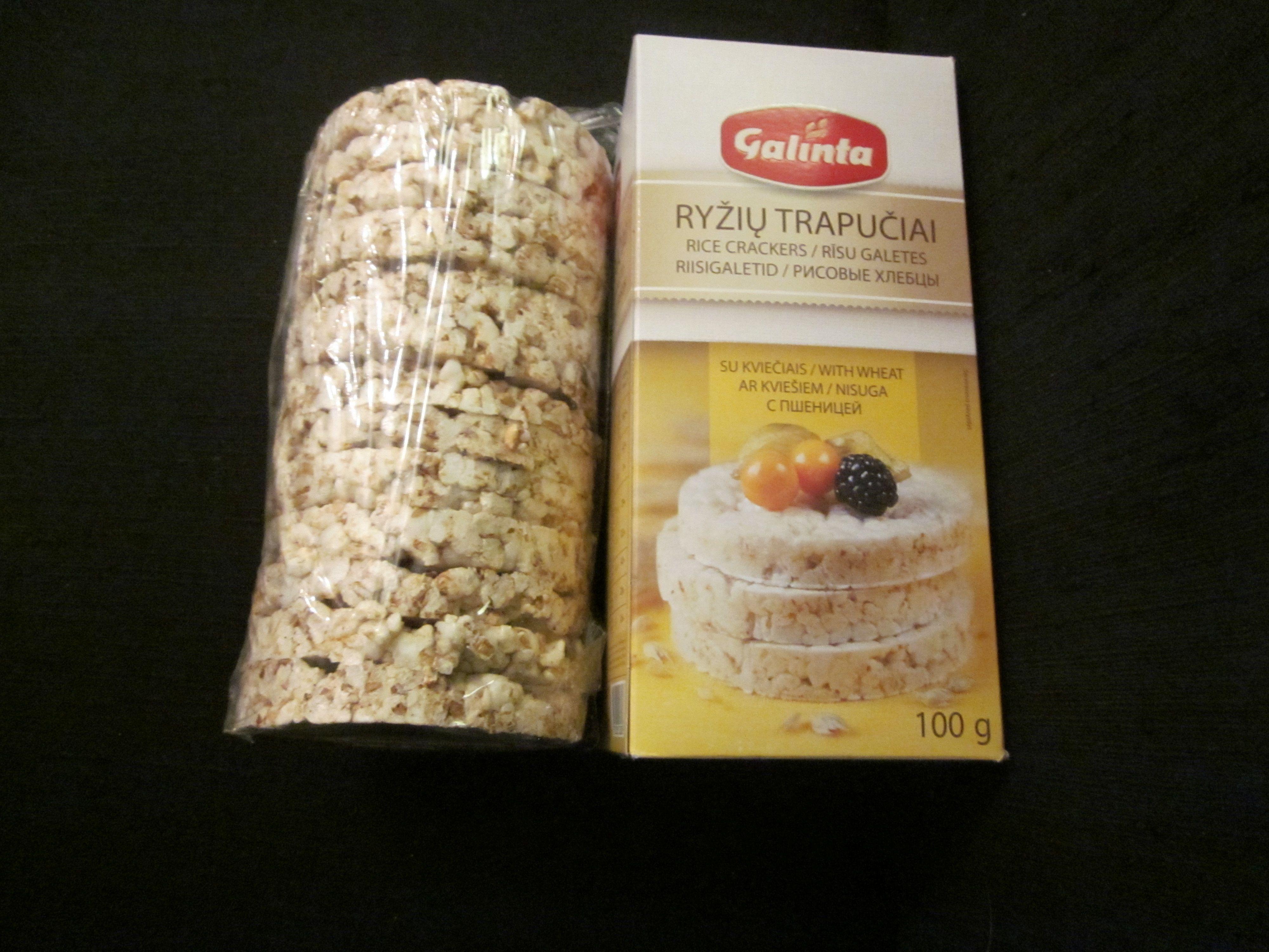 orino rice cakes