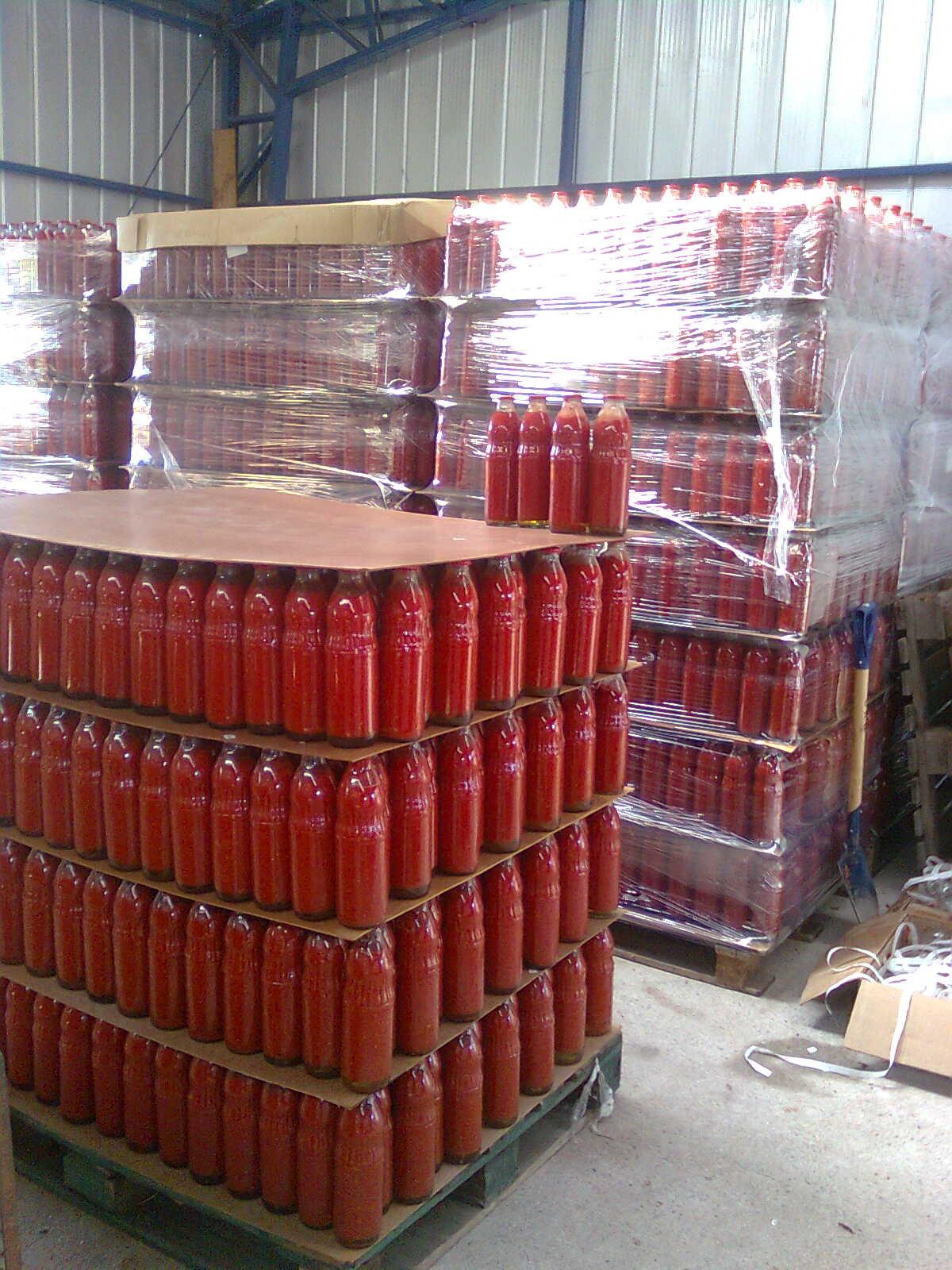 Guillermo tomato juice